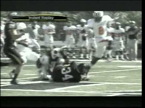 Kevon Calhoun 2010-2011Football Highlights