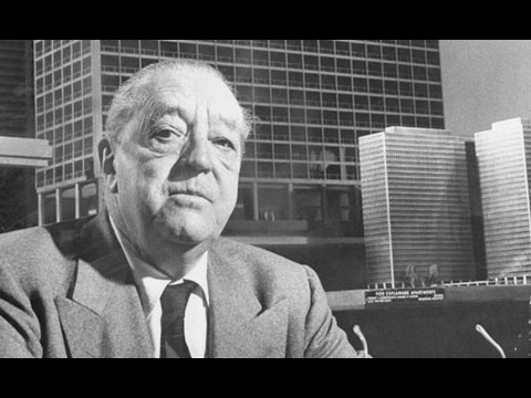 Ludwig Mies van der Rohe panel interview (2001)