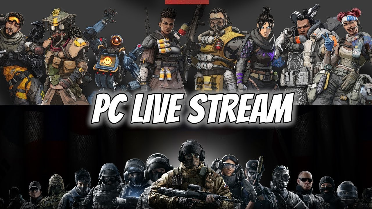 🔴APEX LEGENDS : PC STREAM, IT'S BEEN AWHILE !