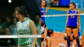 Top 10 Most Memorable Swags in the UAAP Women's Volleyball of All Time Part 3