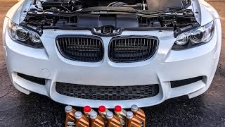 DIY Oil Change: E92 M3