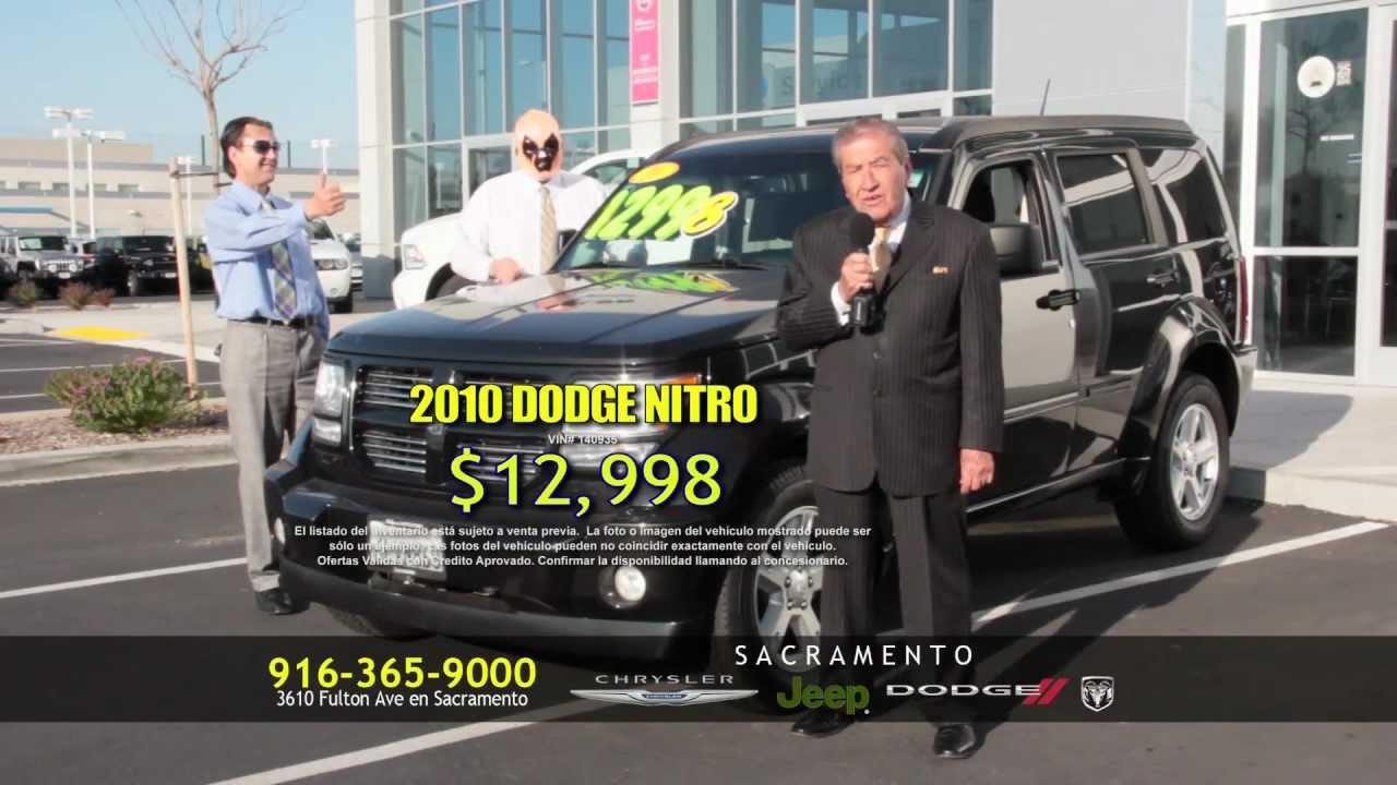 Sacramento Chrysler Dodge Jeep U0026 Ram 30 Sec 1   TV SPOT SPANISH