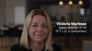 People of NTT Switzerland   How Tech can Impact the World   Victoria