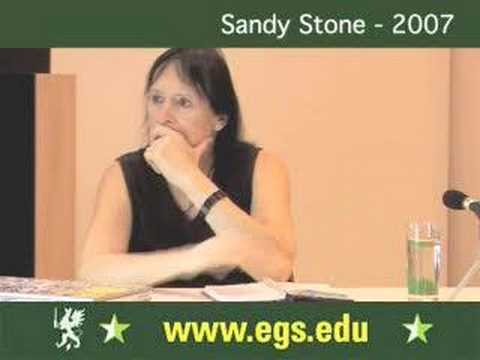 Sandy Stone. A Meatgrinder Called University. 2007 12/12 from YouTube · Duration:  6 minutes 48 seconds