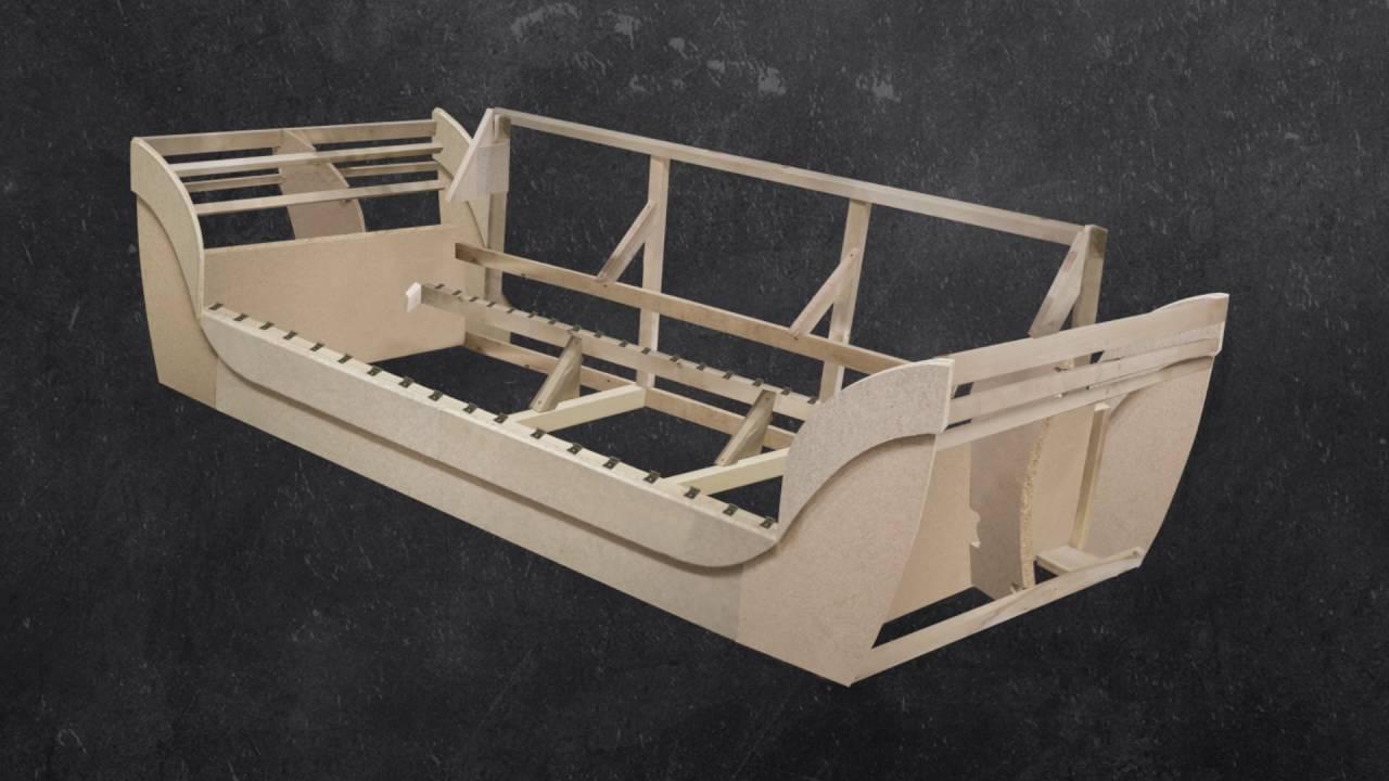 Buoyant Upholstery Sofa Build Process