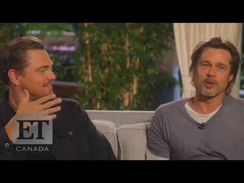 Brad Pitt On His 'Dicey' Private Life