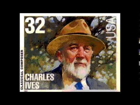 Charles Ives - Sonata for piano and violin No. 2