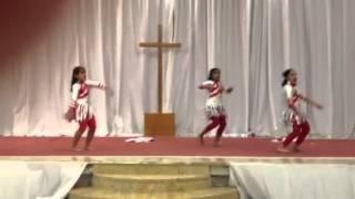 Steffy Riona Agnual QKCA Onam Dance