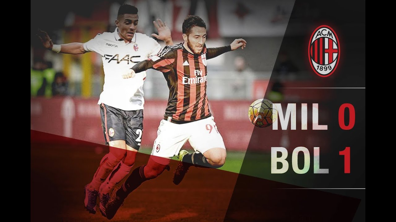 AC Milan-Bologna 0-1 | AC Milan Official - YouTube