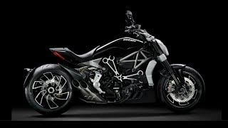 DesignEuropa Industry Award finalist: XDiavel (by Ducati)