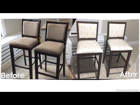 bar-stool-reupholstery-|-bar-stool-makeover/-transformation-|-diy