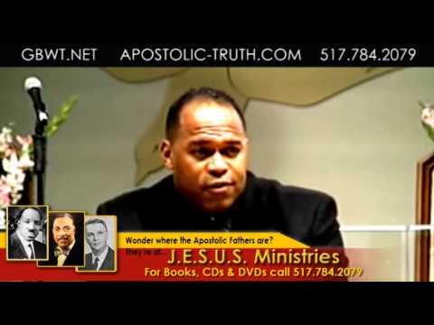 Bishop Ira Combs Jr., D.D. How to approach God pt.1 061209