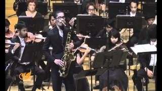 The Dawn of Darkness by Narong Prangcharoen [Wisuwat Pruksavanich Saxophone]