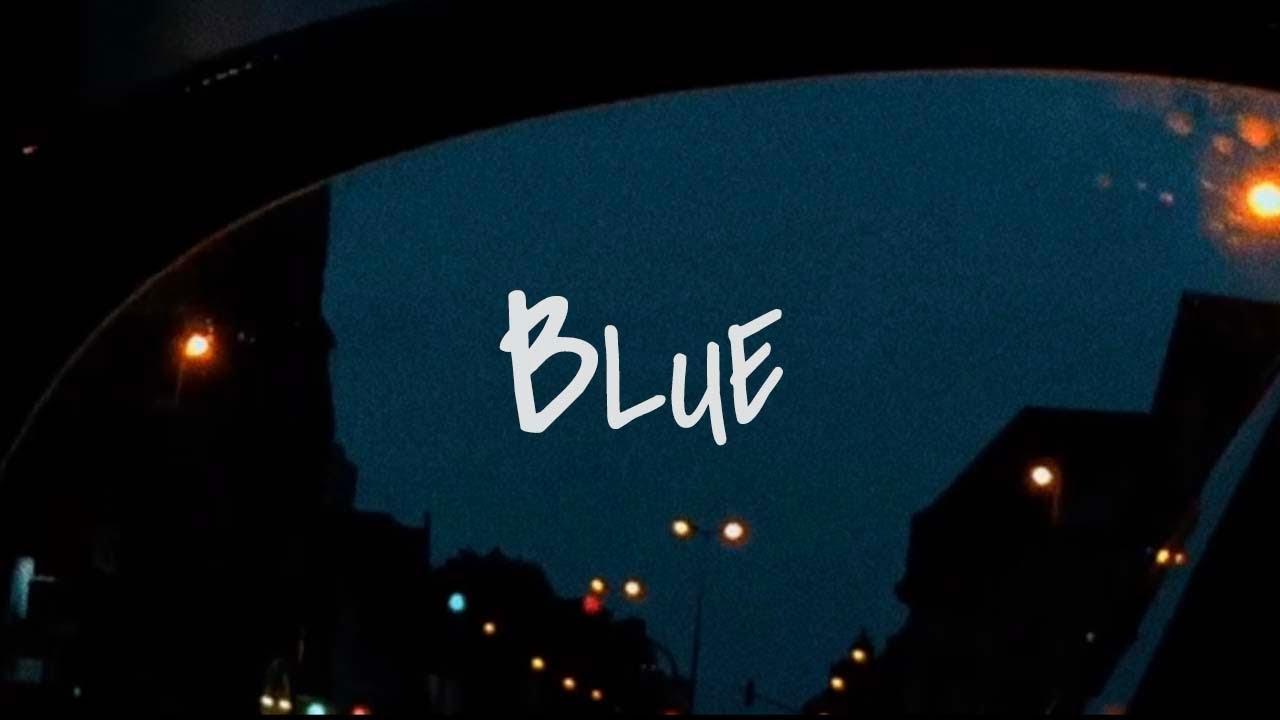 keshi - Blue (Lyric Video)