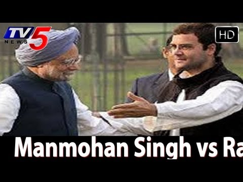 Manmohan Singh Unhappy Over Rahul Gandhi's 'nonsense' Ordinance   TV5