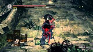 Dark Souls PvP: Dragons Are Dangerous Creatures...