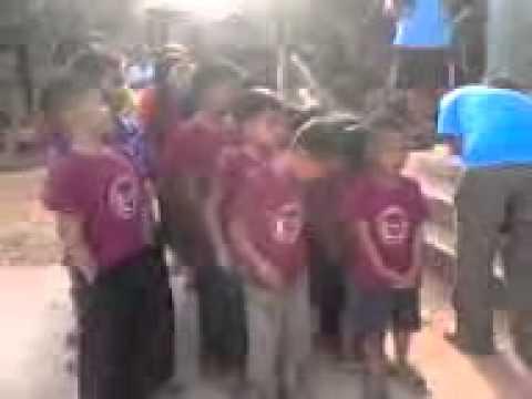 Lusod Community School Students song (Travel League's  Mt. Ugo Charity Climb)