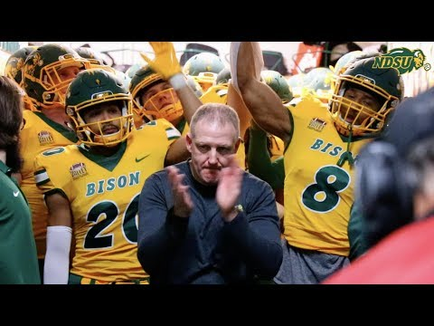 NDSU Football Books Trip to Frisco with 44 - 21 Semifinal Win Over Jackrabbits