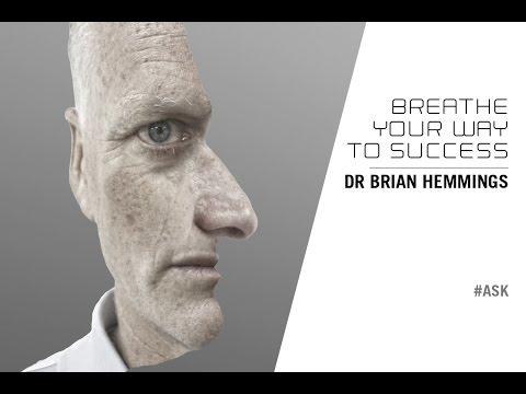 Breath Your Way to Success – Golf Performance, Anxiety & Breathing With Dr Brian Hemmings