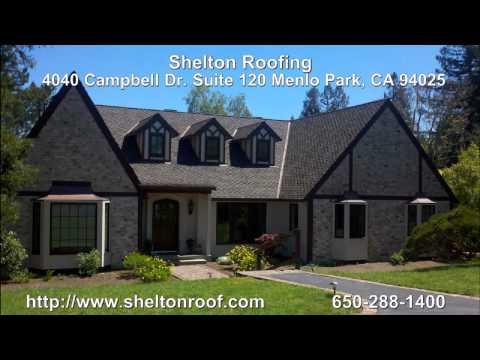 roof repair menlo park
