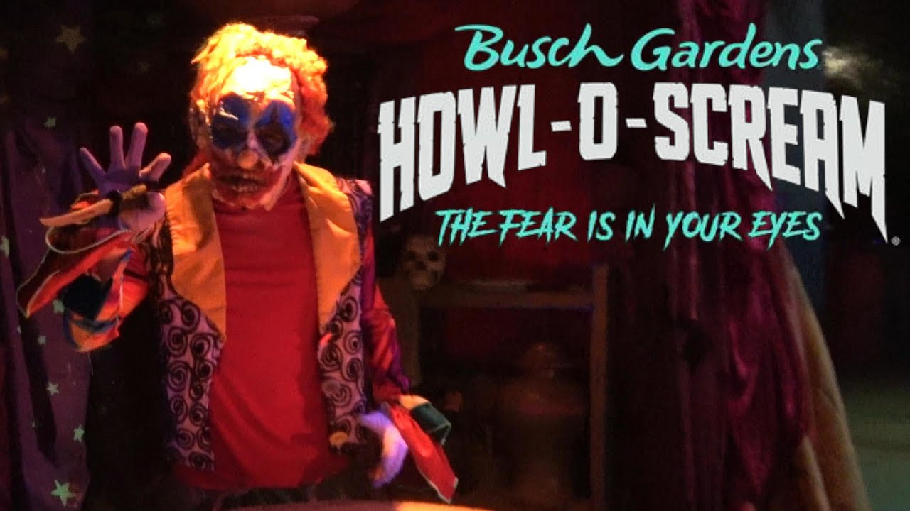 Howl-O-Scream 2020 at Busch Gardens Tampa Tour & Review with The Legend