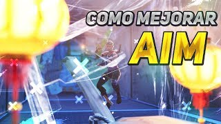 *COMO MEJORAR EL AIM* CON ESCOPETA #5 FORTNITE BATTLE ROYALE