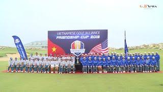 Chính thức khai mạc giải Golf Vietnamese Golf Alliance Friendship Cup 2019