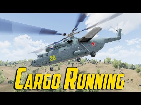 ARMA 3 Exile - Cargo Running