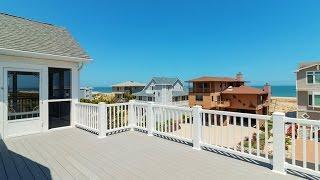 Ocean Park Lane, Fenwick Island, Delaware - Time lapse