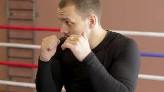 Тренировка по единоборствам в фитнес клубе Цитрус с Иваном Храмовым и Константином Баевым