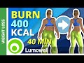 Burn 400 Calories In 40 Minute Weight Loss Workout