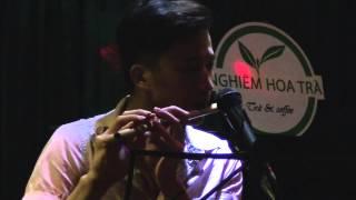 Song tấu: BÊN EM LÀ BIỂN RỘNG -  Sáo Lê Nam, guitar Xuân Thủy - NghiêmHoaTrà