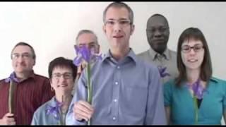 Venez planter votre iris