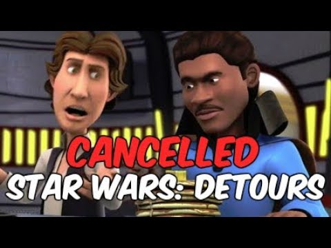 The Terrible Cancelled Star Wars TV Show | Cutshort