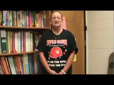 Beth Lynn Principal Apple Grove Elementary School