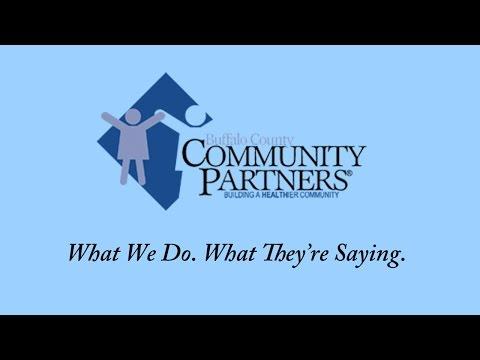 Building a Healthier Buffalo County Through Community Partnerships 2014