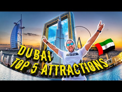 TOP 5 FREE Things To Do In Dubai | Places to VISIT in Dubai 2020