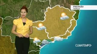 Previsão Sudeste - Semana com mudanças no tempo