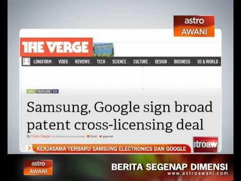 Kerjasama terbaru Samsung Electronics dan Google