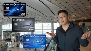Chase Ink Strategy and Business Credit Card FAQ