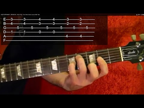 the rain song - led zeppelin ( 2 of 3 ) guitar lesson - jimmy page