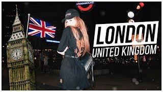 MOSCOW-LONDON VLOG | МОЯ ПОЕЗДКА В ЛОНДОН