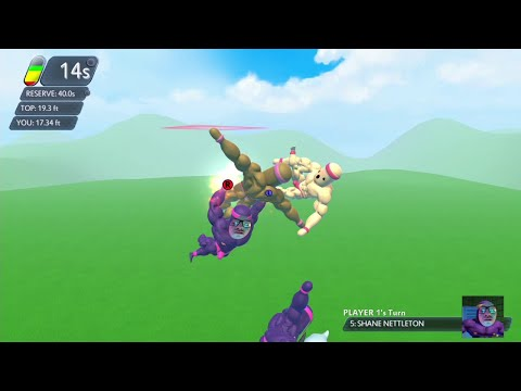 Mount Your Friends 3D: A Hard Man is Good to Climb: Quick Look
