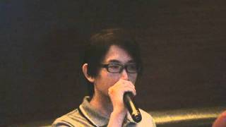 2011/09/25  姜在來 : 邰正宵 藍色貝殼.avi