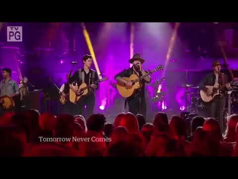 Tomorrow Never Comes - Shawn Mendes x Zac Brown Band / CMT Crossroads
