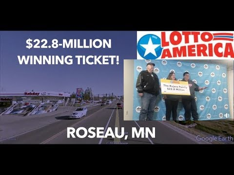 Sister and Brother from Badger Win $22-Million In Minnesota Lottery!