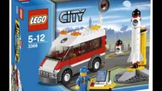 LEGO Update - 2011 - LEGO City Spring Release
