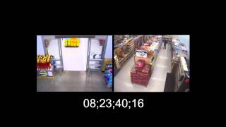 Wal-mart Surveillance Video Of John Crawford Iii Shooting