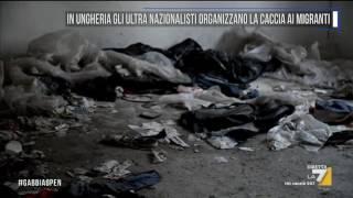 In Ungheria gli ultra nazionalisti organizzano la caccia ai migranti