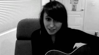 TLC - Unpretty (acoustic guitar cover by Sarah Moss)